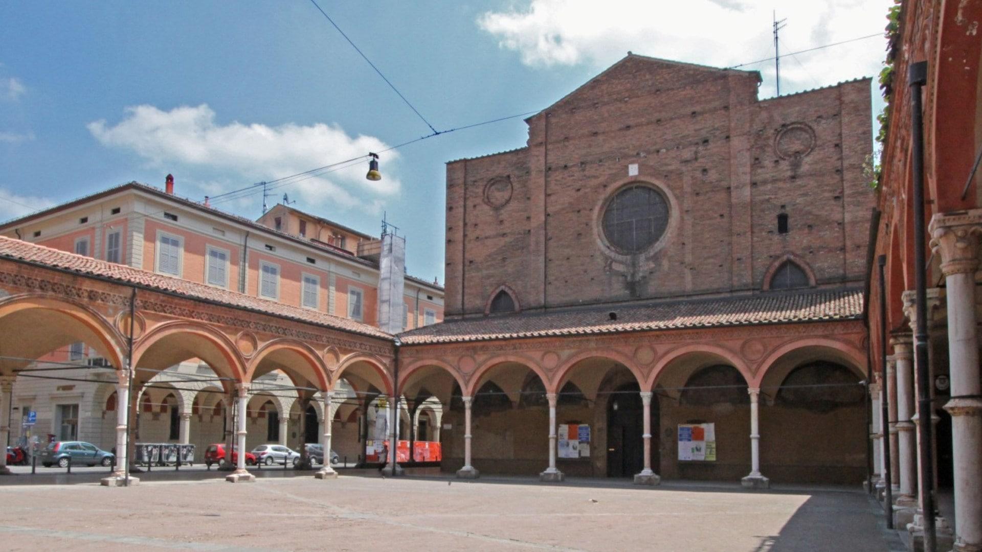 Santa Maria dei Servi, esempio di architettura gotica