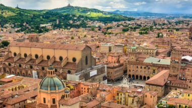 La storica festa della porchetta bolognese